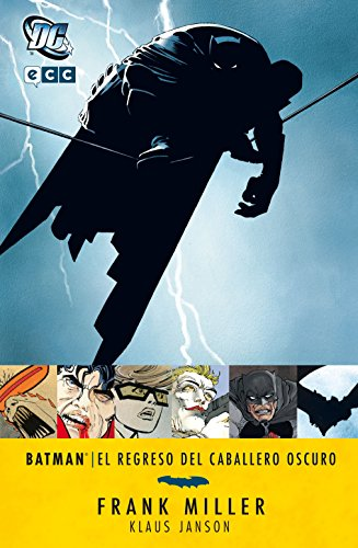 Descargar Libro Batman: El Regreso Del Caballero Oscuro -4ª Edición- Frank Miller