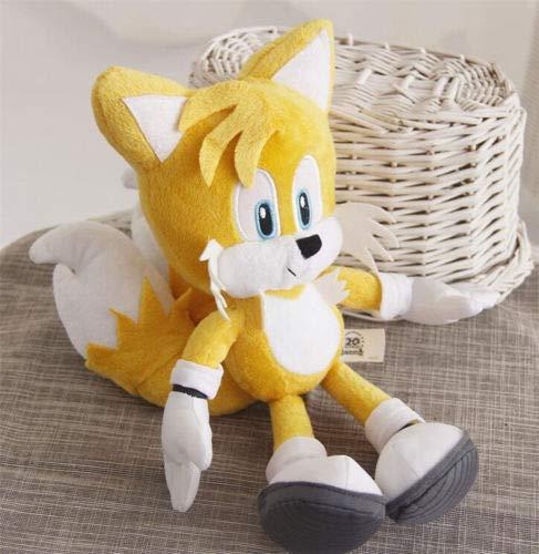 FidgetGear New Genuine Sonic The Hedgehog Tails Yellow 8