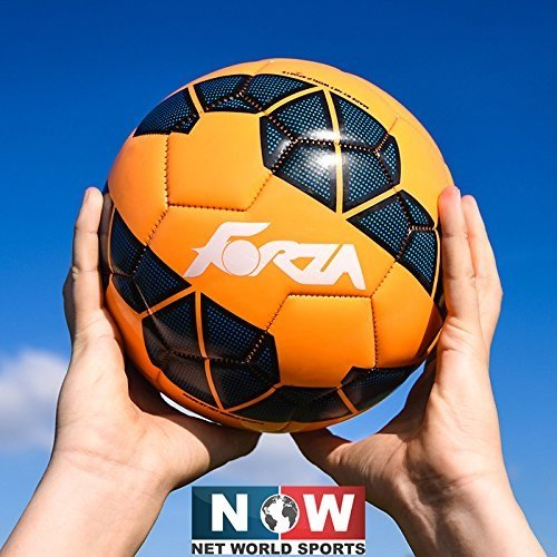 Forza練習サッカーボールサイズ3、4または5( 1、3または20ボール) – The Best Soccer Ball For Practising Yourスキル[ Net世界スポーツ] B01M62BFCZ Size 5|シングルボール Size 5