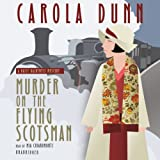 Murder on the Flying Scotsman by Carola Dunn front cover