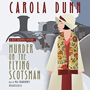 Murder on the Flying Scotsman Hörbuch