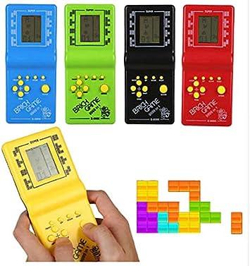 Amazon.es: Ventamundi Consola Retro del Juego Clasico de la Infancia Tetris