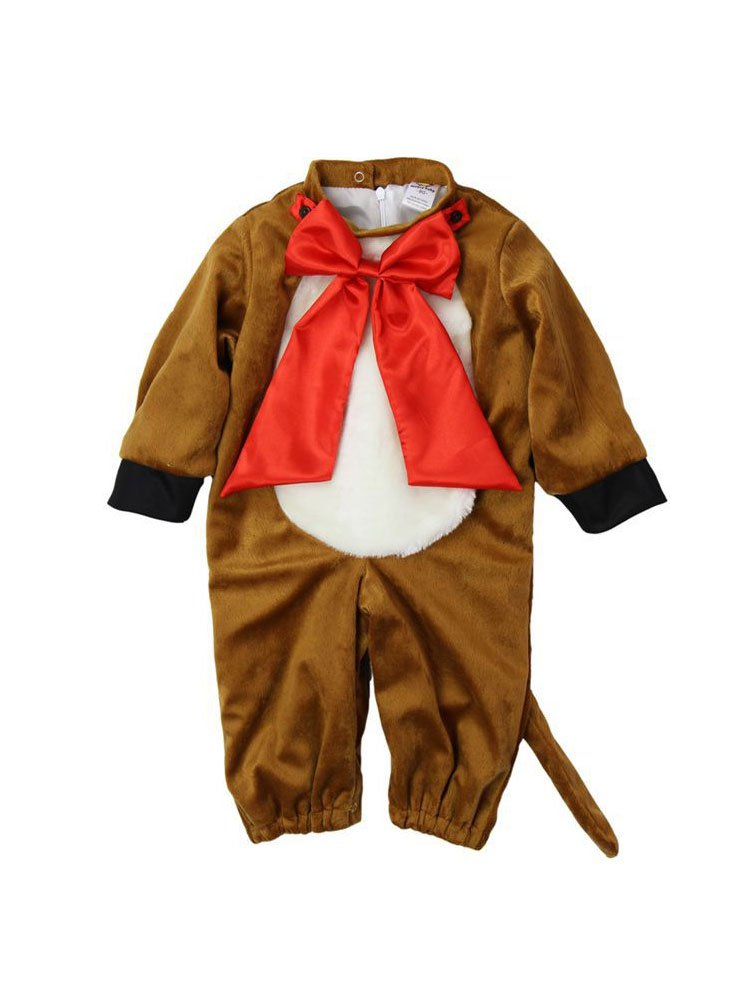 Gamery Santa Snowman Elf Christmas Costume for Kids Baby Girl Boy Infant Toddler Cosplay Reindeer 13-18 Months by Gamery (Image #3)