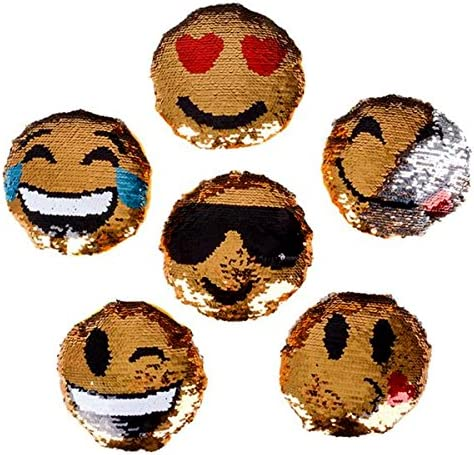 ACO Sequined Emoticon Expressions Reversible product image