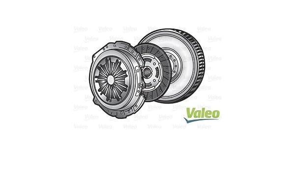 Amazon.com: 2000-2003 FORD Mondeo III 2.0L Clutch kit with flywheel VALEO: Automotive