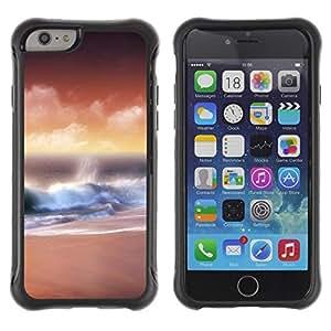 "Hypernova Defender Series TPU protection Cas Case Coque pour Apple Iphone 6 PLUS 5.5 [Naturaleza Hermosa Forrest Verde 111""]"