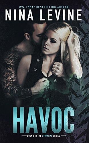 Havoc Motorcycle - Havoc (Storm MC Book 8)