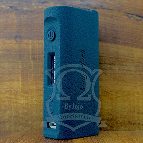 ModShield for KBOX SUBOX MINI-C 50W Silicone Case ByJojo Kanger Mini C Skin Sleeve Cover Shield Wrap (Black)
