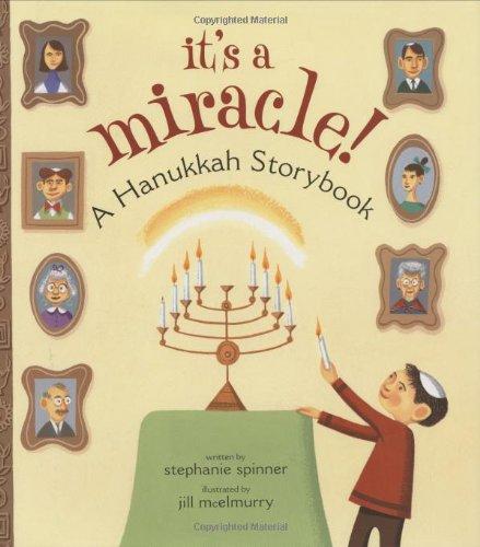 Download It's a Miracle!: A Hanukkah Storybook pdf epub