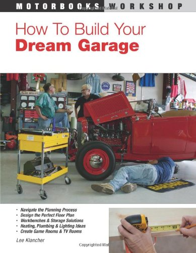 How to build your dream garage flyers online for Build your garage online