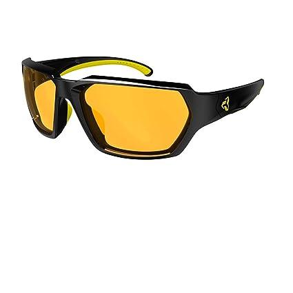 b057c5b37cc Ryders Eyewear Face Velo-Polar AntiFog Sunglasses (Velo-Polar Black-Yellow
