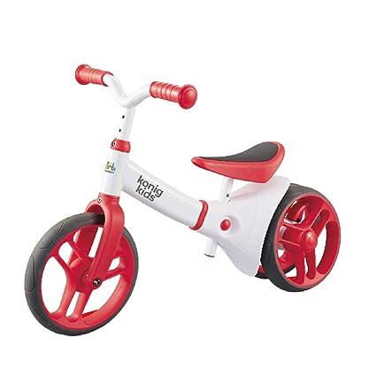 HAO-JJ Coche de Equilibrio para niños sin Pedal deslizable ...