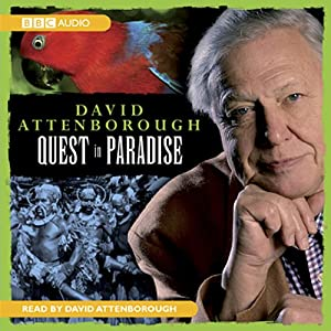 Quest in Paradise Audiobook