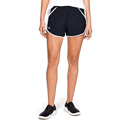 a72093861e9f1 Under Armour Women's UA Fly-by Team Shorts XS Black