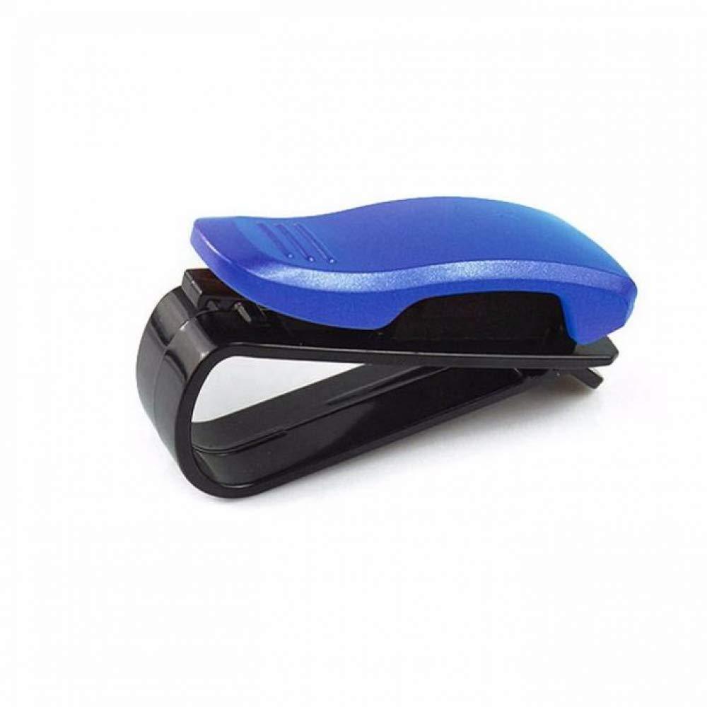 WBXHZYDGJ Car Sun Visor Glasses Sunglasses Bill Receipt Card Clip Storage clamp Collection Clip 20 Pieces