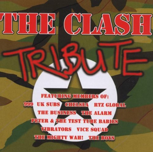 The Clash Tribute                                                                                                                                                                                                                                                    <span class=