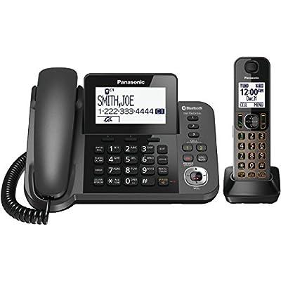 Panasonic KX-TGF380M Dect 6.0 Handset Landline Telephone by Panasonic