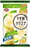 亀田製菓 うす焼クリスプ 45g×12袋