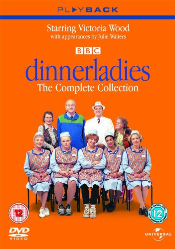 (Dinnerladies - Complete Collection (Series 1 & 2) - 3-DVD Set ( Dinner ladies - Season One and Two ) [ NON-USA FORMAT, PAL, Reg.2 Import - United Kingdom ])