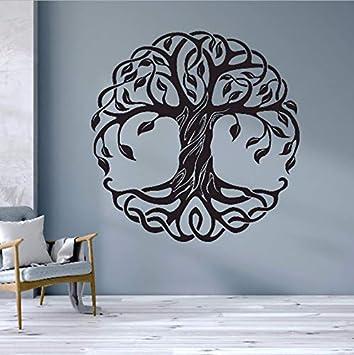 Wacydsd árbol Tatuajes De Pared árbol De La Vida Tatuajes De Pared
