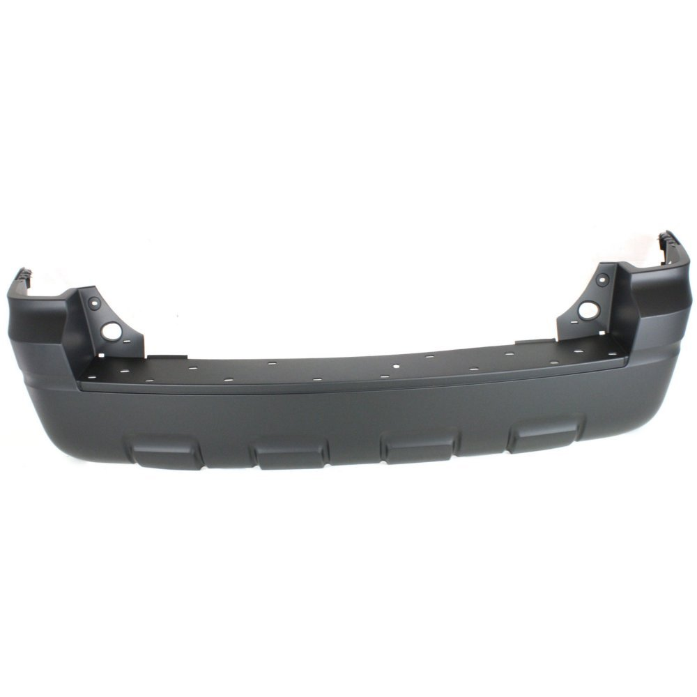 New Evan-Fischer EVA17872032994 Rear BUMPER COVER Primed Direct Fit OE REPLACEMENT for 2008-2012 Ford Escape *Replaces Partslink FO1100629