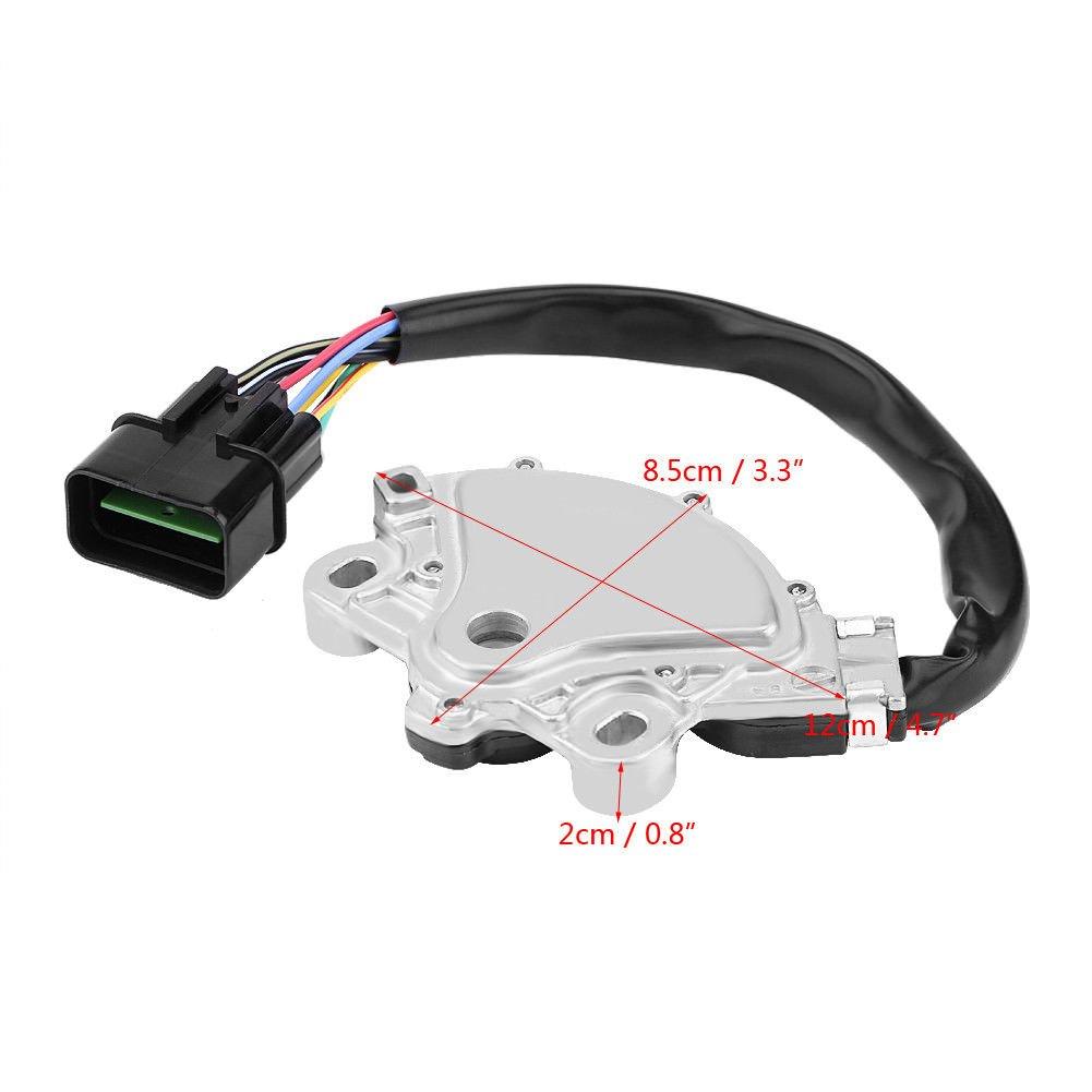 Neutral Safety Switch For Mitsubishi Pajero Montero 1999 Honda Accord Sport V73 V75 V77 2004 Automotive