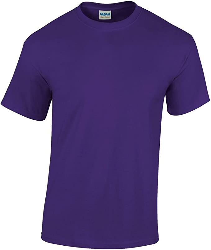 T-Shirt VIOLET 3XL Adult 5.3oz