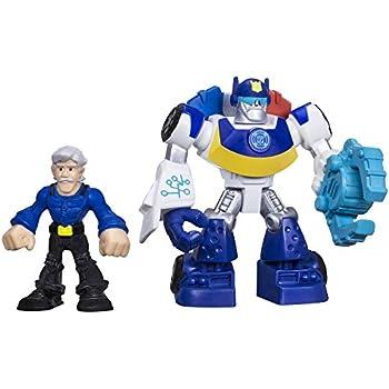 Transformers rescue bots playskool heroes - Playskool helmet heroes police officer ...