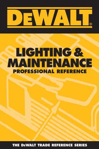 American Fluorescent Et Series (DEWALT Lighting & Maintenance Professional Reference (DEWALT Series))