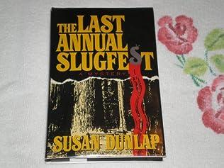 book cover of The Last Annual Slugfest