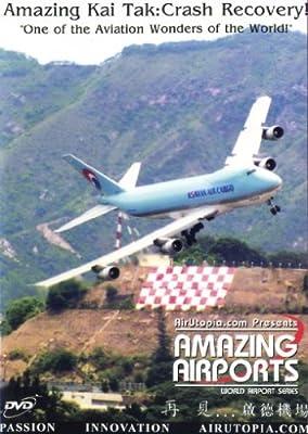 AirUtopia.com:Hong Kong Kai Tak Airport Video DVD: Crash Recovery- (Airport, airliner, plane, airplane, aircraft FILM)