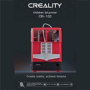 Laecabv Creality CR-100 3D Printer Impresora 3D - FDM en línea o ...