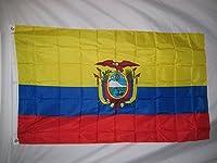 Ecuadorian Ecuador National Flag 3x5 3 X 5 Feet New Polyester