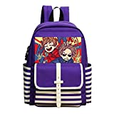 Edds-World School Bag Backpack Bookbag For Boys And Girls