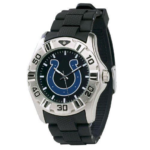 NFL Men's FM-IND MVP Series Indianapolis Colts Watch