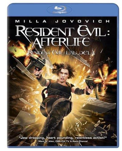 Amazon Com Resident Evil Afterlife Blu Ray Blu Ray 2010 Milla Jovovich Movies Tv