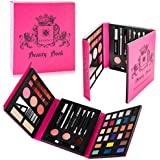SHANY All-in-One Makeup Palette with Tools and Eyes, Lips and Face Beauty Book