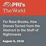 For Rosa Brooks, How Drones Turned from the Abstract to the Stuff of Nightmares | Jeb Sharp