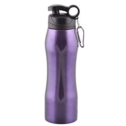 Amazon.com: Shubh Dubblin - Botella de acero inoxidable (750 ...