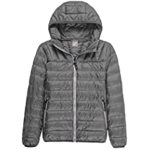 CHERRY CHICK 35 Colors Women's Ultralight Puffer Down Jacket with Hood (Plus Size Available)