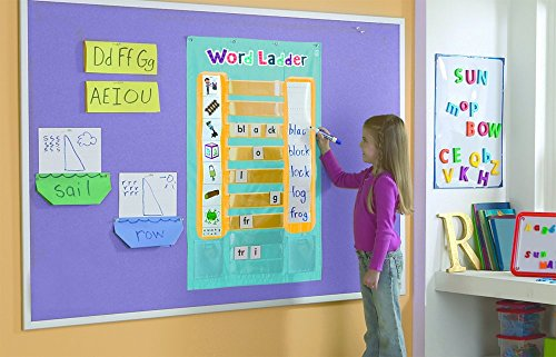 word ladder activity center - 2