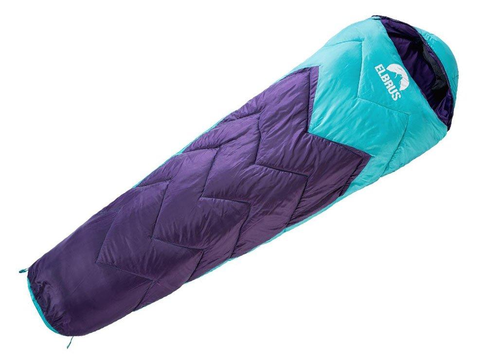 ELBRUS Saco de Dormir Dormir Tipo Momia Saco de Dormir para Camping Tienda Outdoor rohito: Amazon.es: Deportes y aire libre