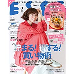 ESSE 表紙画像