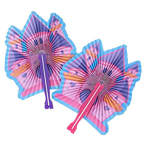 princess hand fan - 6