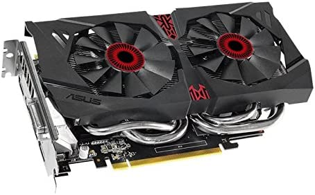 Amazon.com: ASUS Strix GeForce GTX 960 Overclocked 4 GB ddr5 ...