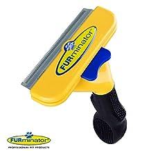 Large Dog Brush Short Hair FURminator Grooming Tool Comb 51-90 Lbs