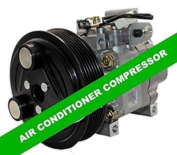 GOWE Auto aire acondicionado Compresor para coche Mazda 3 1.6L 6pk Panasonic h12 a1ag4dy 2003 - 2009: Amazon.es: Bricolaje y herramientas