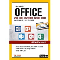 Office-Word-Excel- Powerpoint-Outlook-Access