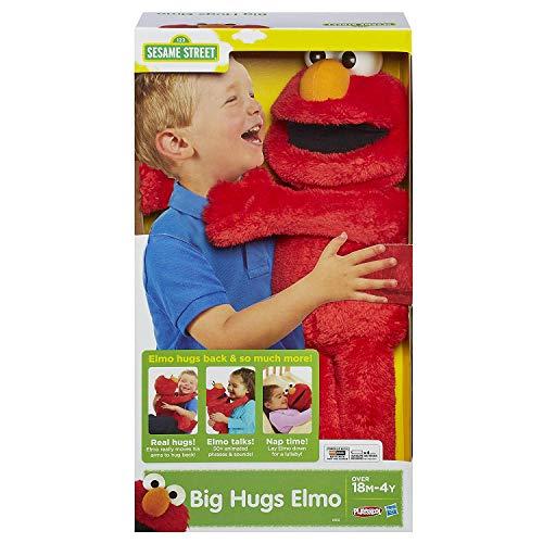 Sesame Street SES Love to Hug ELMO