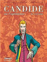 Candide ou l'optimisme de Voltaire (BD) par Michel Dufranne